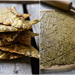 Nordic Crisp Bread with Seeds & Whole Grain Flour