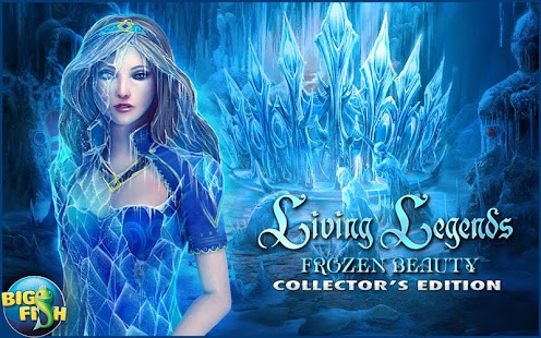 Living Legends: Frozen Beauty- screenshot thumbnail