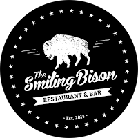 The Smiling Bison logo