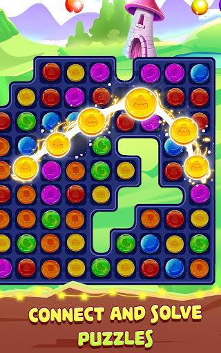 Crazy Story - Match 3 Games android2mod screenshots 5