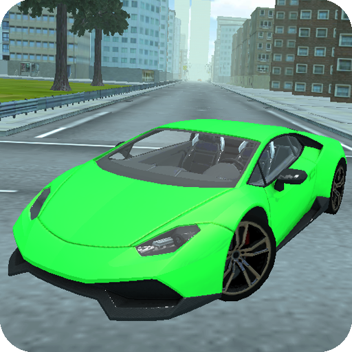 Extreme City Driving Icon