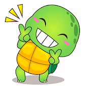 WAStickerApps Turtle Stickers