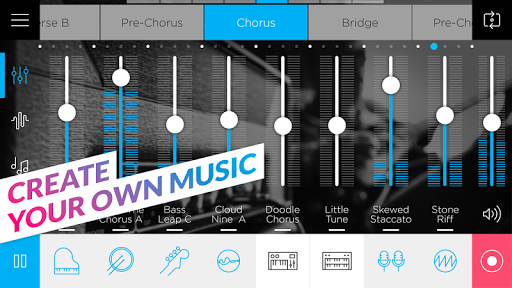 Music Maker JAM 4.1.16.0 screenshots 1