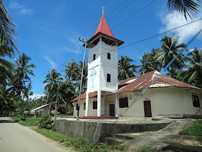 Photo: AMennonite missionary was the first missionary to baptize the first local people in North Sumatra region/provincemid - 1834, in Pakantan village, so this yearis the180 year anniversary of Mennonite mission workin the whole of north Sumatra.