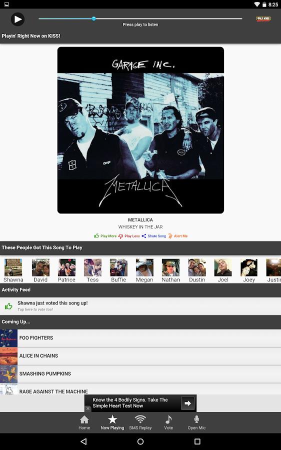 99.5 KISS Rocks San Antonio- screenshot