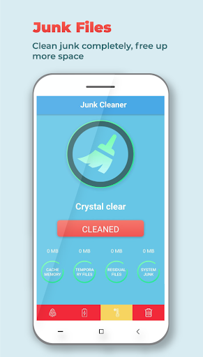 Crystal Cleaner - Boost & Clean 1.3 app download 1