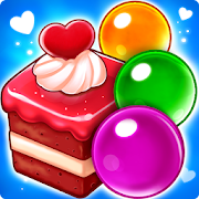 Pastry Pop Blast - Bubble Shooter icon