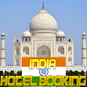 India Hotel Booking icon