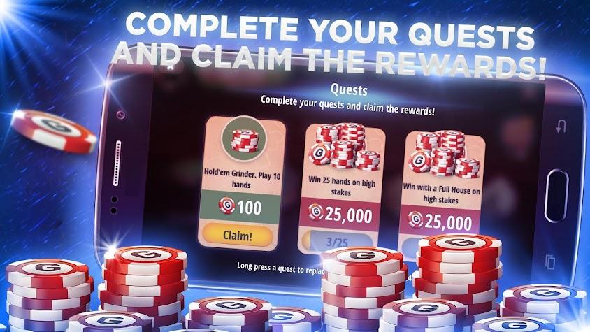 Poker Texas Holdem Live Pro Screenshot