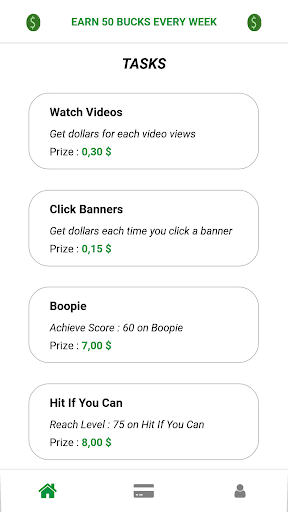 Earn 50 Bucks Every Week screenshot 3