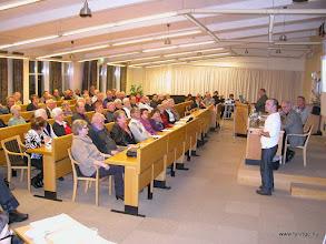 Photo: Årsmöte 2010 på Kurhotellet - Tyringe Byalag