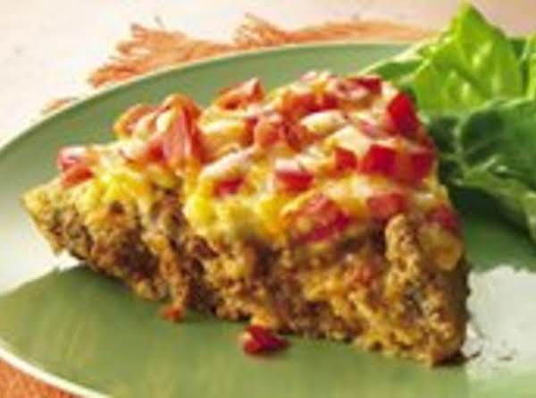Quick Beef Enchilada Pie Recipe