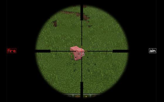 Gun Mod: Guns in Minecraft PE
