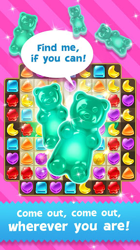 Jelly Drops - Free Puzzle Games apktreat screenshots 1