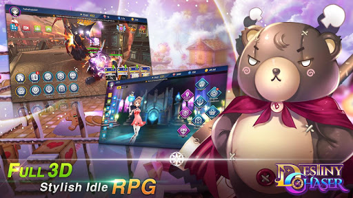 Destiny Chaser : Idle RPG 1.0.76 APK MOD screenshots 1