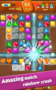 Game Jewels Classic - Jewel Crush Legend APK for Windows Phone