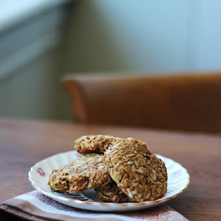 Wholesome Anzac Cookies.