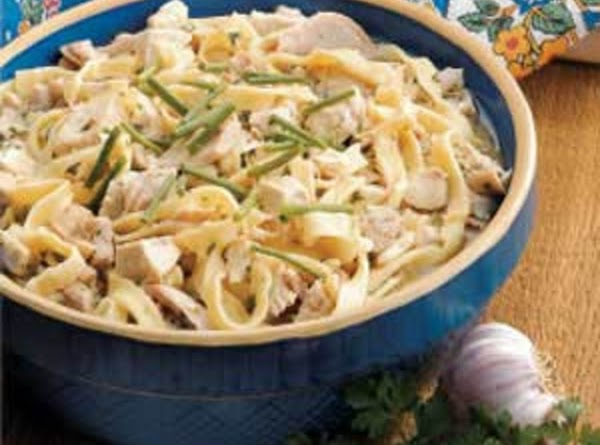 Homemade Chicken And Noodles Recipe