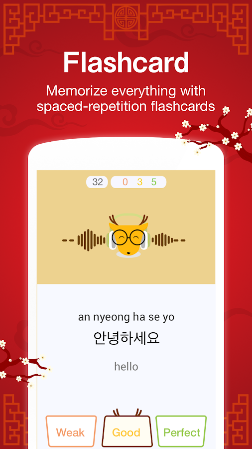 Learn Japanese, Learn Korean or Learn Chinese Free- screenshot