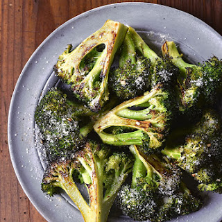 Roasted Broccoli.