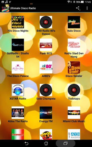Ultimate Disco Radio