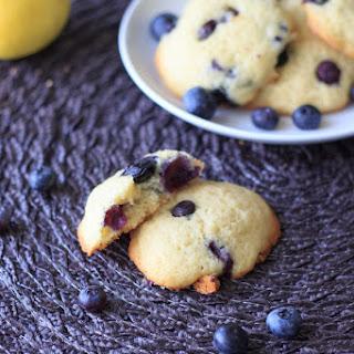 Lemon Blueberry Cookies Recipes.