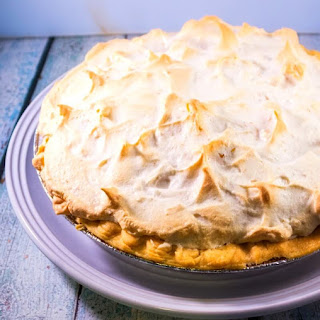 Lemon Meringue Pie.