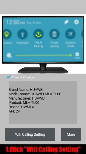 Wifi Calling 1.0.4 screenshots 1