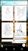 Fantasy Coloring Book - screenshot thumbnail 08