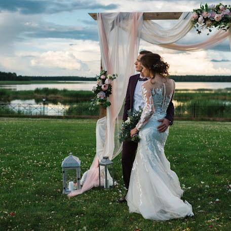 Wedding photographer Andrey Solovev (Solovjov). Photo of 13.08.2017