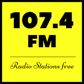 107.4 FM Radio Stations Online Android APK Download Free By Radio FM - AM Online