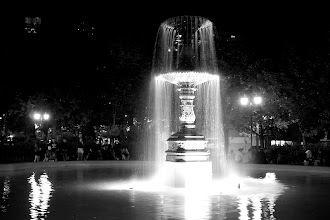 Photo: Montreal summer nights Fountain - St. Louis Park  #365project curated by +Susan Porterand +Simon Kitcher