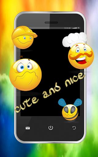 무슨 앱 감정 새로운 스티커