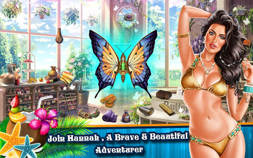 Agent Hannah's  Journey - Hidden Object games Free Apk Download Free for PC, smart TV