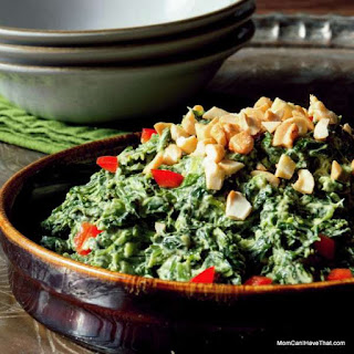 Spinach Curry With Coconut Milk Recipes.