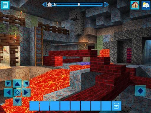 RoboCraft: Building & Survival Craft - Robot World 4.2.6 screenshots 21