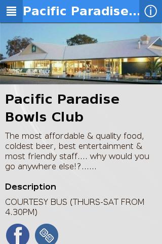 Pacific Paradise Bowls Club