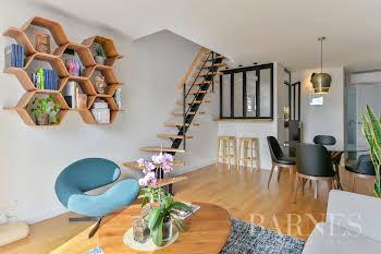 Appartement 3 pièces 78,44 m2