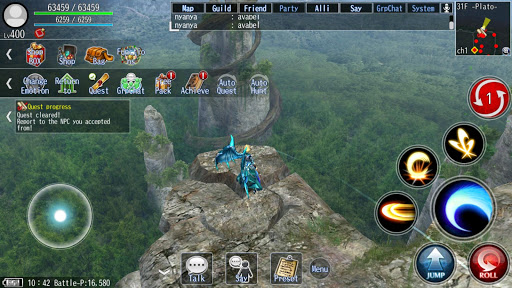 AVABEL ONLINE [Action MMORPG] screenshots 8