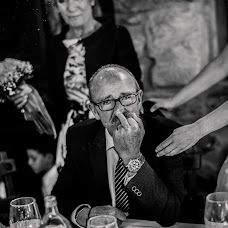 Wedding photographer Oier Aso (artefotobodas). Photo of 22.06.2017