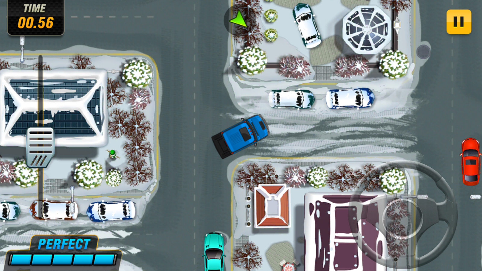 Parking Frenzy 2.0: captura de pantalla