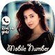 Real Girls Mobile Number Prank Android apk