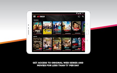 ALTBalaji – Original and Exclusive Indian Shows APK screenshot thumbnail 8