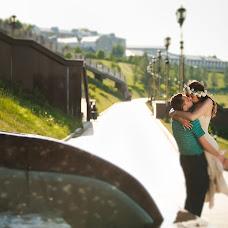 Fotógrafo de casamento Evgeniy Zagurskiy (NFox). Foto de 29.06.2015