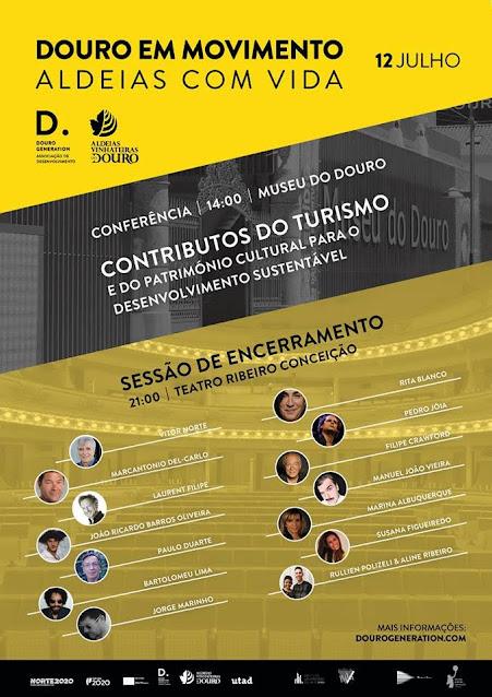 Lamego recebe encerramento do Douro em Movimento
