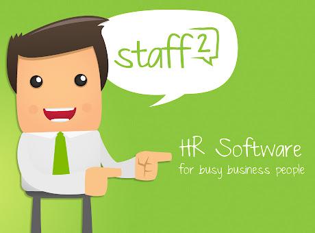 Staff Squared - online HR software