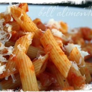 Penne Calabresi {Calabrian Penne}.