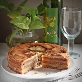 Bebinca - A Goan Layered Pudding.