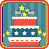 Happy 4th July Sliding Puzzle