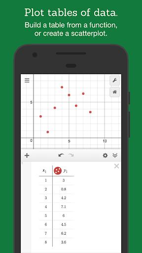 Desmos Graphing Calculator screenshot 5